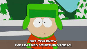 Kyle Broflovski Laughing GIF by South Park - Find & Share on GIPHY