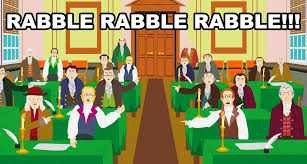 "South Park on Twitter: ""Rabble Rabble Rabble!!… """